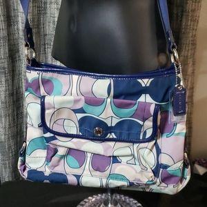 Coach crossbody bag adjustable strap